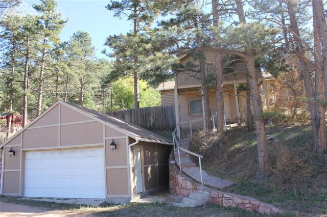 8142 Timber Lane, Cascade, CO 80809 (#7065241) :: The Dunfee Group - Keller Williams Partners Realty