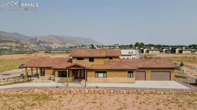 3061 Treeline View, Colorado Springs, CO 80904 (#7065660) :: The Treasure Davis Team