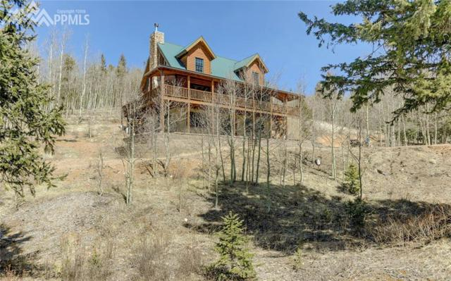 10825 Highway 67, Cripple Creek, CO 80813 (#7066409) :: Action Team Realty