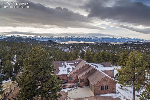 3200 70 Shy Circle, Westcliffe, CO 81252 (#7067527) :: The Treasure Davis Team