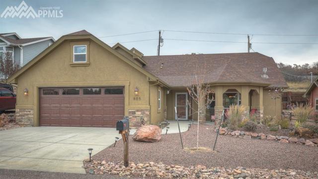 805 Meadow Lane, Palmer Lake, CO 80133 (#7069940) :: 8z Real Estate