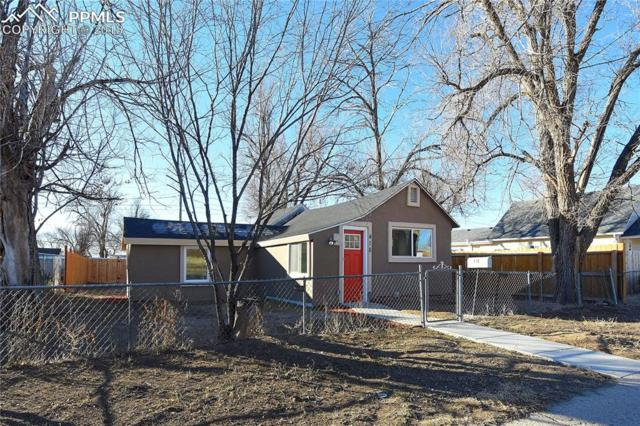 418 E Ohio Street, Fountain, CO 80817 (#7071284) :: Jason Daniels & Associates at RE/MAX Millennium