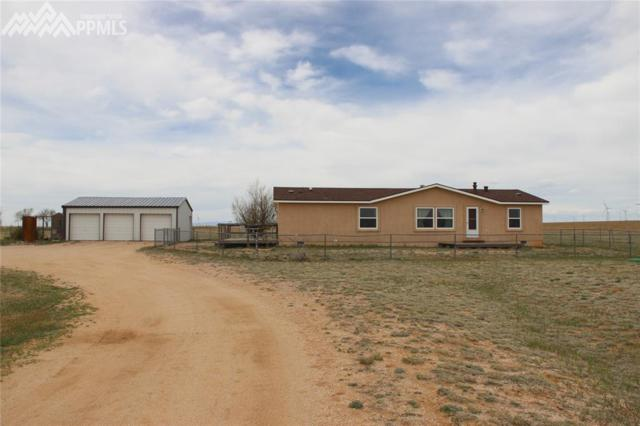 7550 Mulberry Road, Calhan, CO 80808 (#7073678) :: The Peak Properties Group