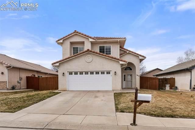 1017 Pinecrest Drive, Pueblo, CO 81005 (#7073909) :: Re/Max Structure