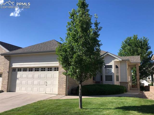 36 Woodland Circle, Highlands Ranch, CO 80126 (#7075157) :: Compass Colorado Realty