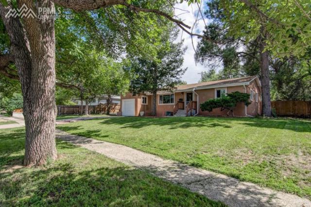 921 E Columbia Street, Colorado Springs, CO 80903 (#7075440) :: RE/MAX Advantage
