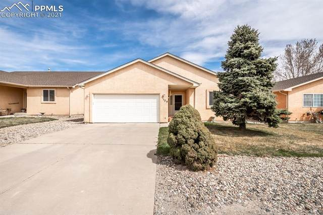 129 S Stardust Circle, Pueblo West, CO 81007 (#7075821) :: Tommy Daly Home Team