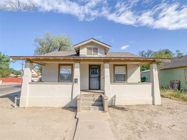 1701 E 4th Street, Pueblo, CO 81001 (#7076005) :: Colorado Home Finder Realty