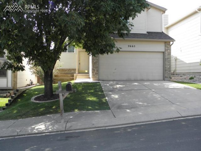 2665 Front Royal Drive, Colorado Springs, CO 80919 (#7078181) :: 8z Real Estate