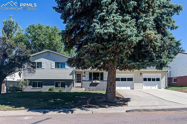 6405 W Wicklow Circle, Colorado Springs, CO 80918 (#7078429) :: Tommy Daly Home Team