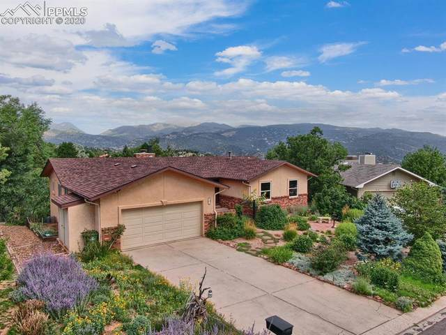 470 Crystal Hills Boulevard, Manitou Springs, CO 80829 (#7079677) :: Tommy Daly Home Team