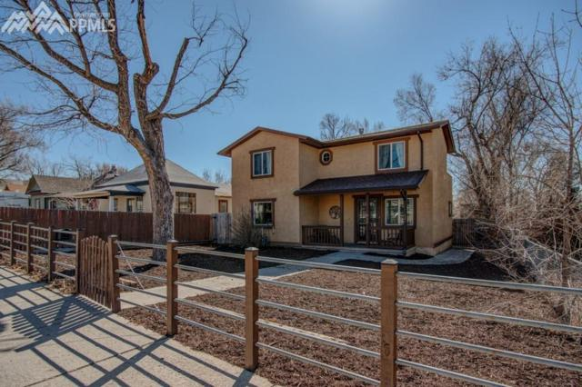 917 E Costilla Street, Colorado Springs, CO 80903 (#7084969) :: RE/MAX Advantage