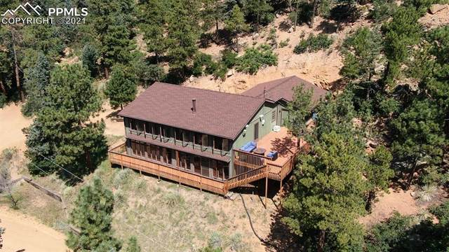 5550 Founders Place, Manitou Springs, CO 80829 (#7085286) :: Action Team Realty