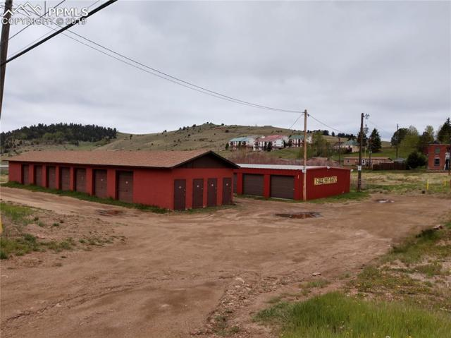 410 Xenia Avenue, Cripple Creek, CO 80813 (#7086194) :: Jason Daniels & Associates at RE/MAX Millennium
