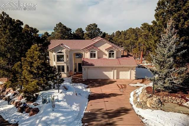 15655 Falcon Ridge Court, Colorado Springs, CO 80921 (#7087735) :: The Dixon Group