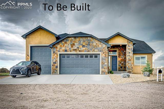 650 Chipmunk Drive, Woodland Park, CO 80863 (#7089128) :: Tommy Daly Home Team
