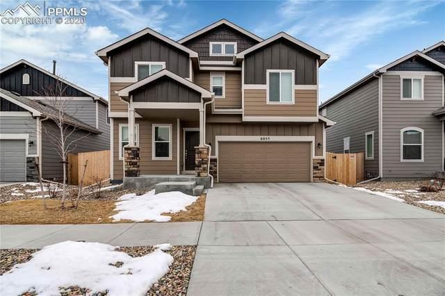 6055 Jorie Road, Colorado Springs, CO 80927 (#7090505) :: The Peak Properties Group