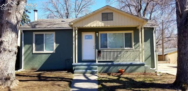 311 Farragut Avenue, Colorado Springs, CO 80909 (#7093434) :: Relevate Homes | Colorado Springs