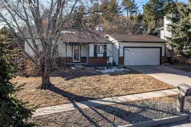 1801 Palm Drive, Colorado Springs, CO 80918 (#7096664) :: Venterra Real Estate LLC