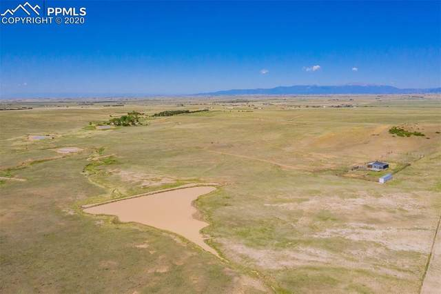 0 Speer Road, Calhan, CO 80808 (#7099090) :: Tommy Daly Home Team