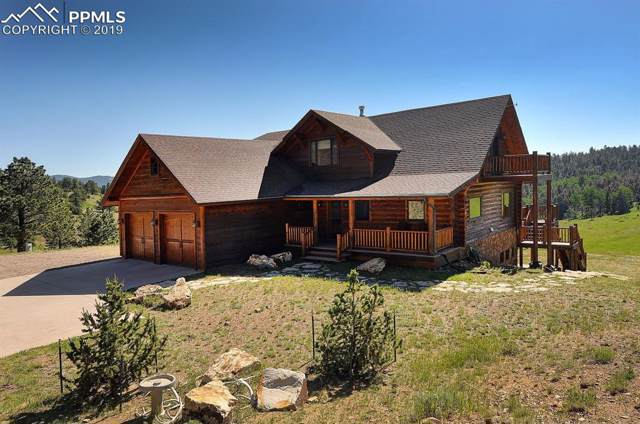 228 Eagle Nest Road, Westcliffe, CO 81252 (#7100430) :: Fisk Team, RE/MAX Properties, Inc.