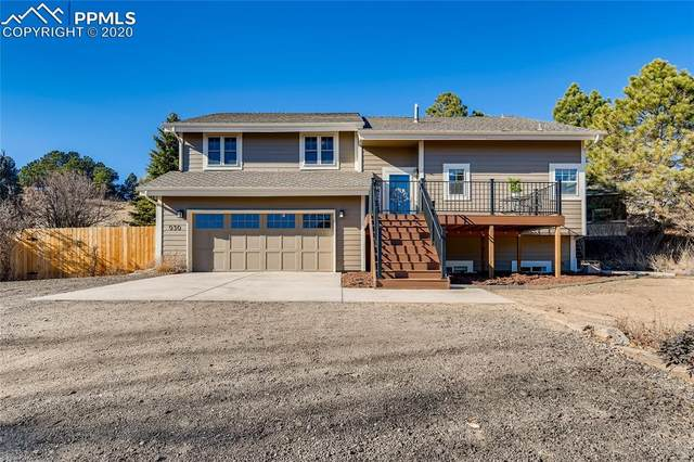930 N Grey Eagle Circle, Colorado Springs, CO 80919 (#7103623) :: Tommy Daly Home Team
