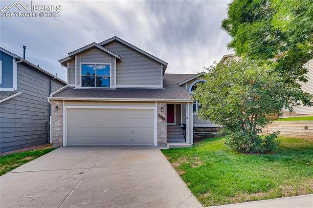 2659 Front Royal Drive, Colorado Springs, CO 80919 (#7103817) :: Tommy Daly Home Team