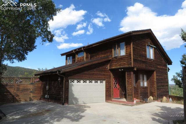 209 Peakview Boulevard, Manitou Springs, CO 80829 (#7109167) :: The Peak Properties Group