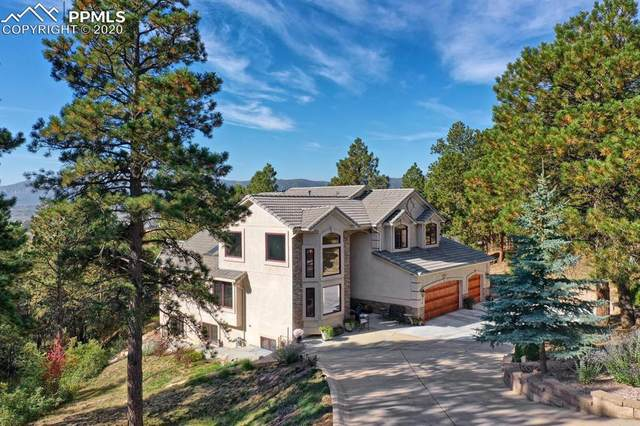 1005 Knollwood Circle, Monument, CO 80132 (#7111990) :: Action Team Realty