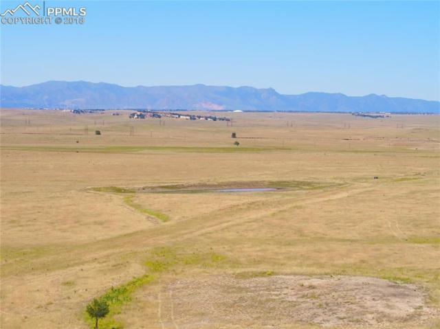 Lot 9 S Franceville Coal Mine Road, Colorado Springs, CO 80929 (#7113121) :: The Hunstiger Team