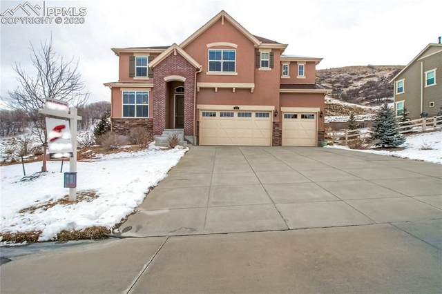 859 Eveningsong Drive, Castle Rock, CO 80104 (#7114855) :: Action Team Realty