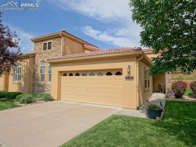 5848 Via Verona View, Colorado Springs, CO 80919 (#7116440) :: Finch & Gable Real Estate Co.