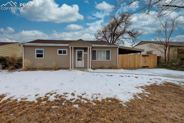 1211 Richards Avenue, Colorado Springs, CO 80905 (#7117855) :: The Treasure Davis Team
