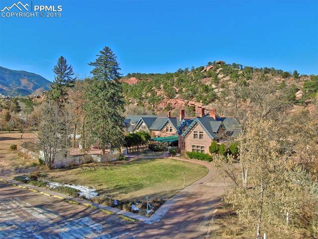 404 Manitou Avenue, Manitou Springs, CO 80829 (#7119255) :: HomePopper