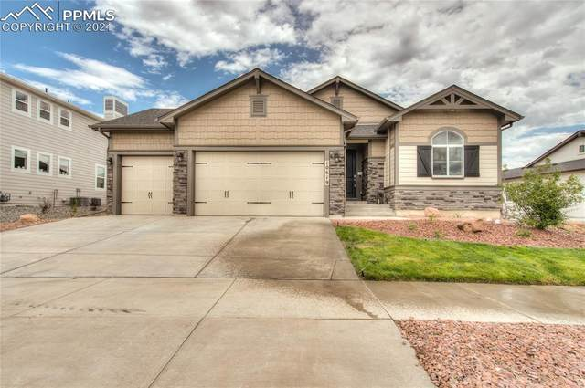 10619 White Kettle Trail, Colorado Springs, CO 80908 (#7125624) :: Action Team Realty