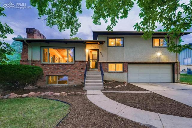 822 Old Dutch Mill Road, Colorado Springs, CO 80907 (#7126141) :: Action Team Realty