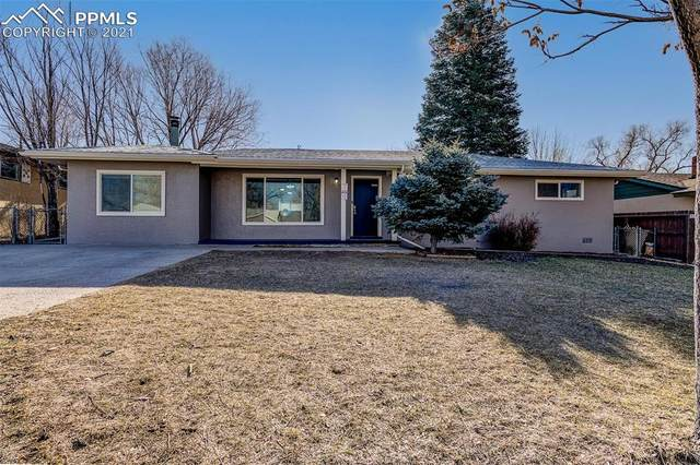517 Ponderosa Drive, Colorado Springs, CO 80911 (#7126239) :: The Artisan Group at Keller Williams Premier Realty