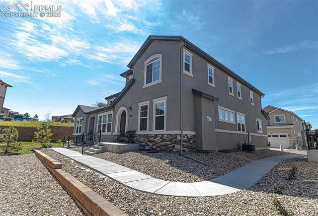 1334 Promontory Crest View, Colorado Springs, CO 80921 (#7127289) :: Tommy Daly Home Team