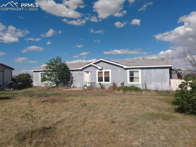 22755 Mcdaniels Road, Calhan, CO 80808 (#7133113) :: 8z Real Estate