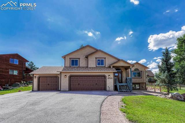 2110 Valley View Drive, Woodland Park, CO 80863 (#7133722) :: Fisk Team, eXp Realty