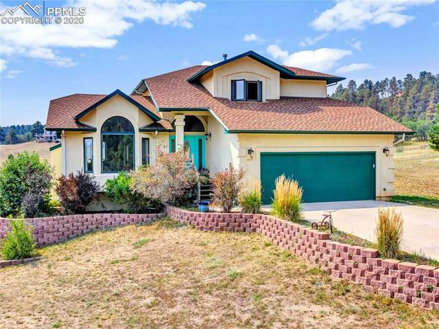 3555 Range View Road, Monument, CO 80132 (#7134417) :: Tommy Daly Home Team