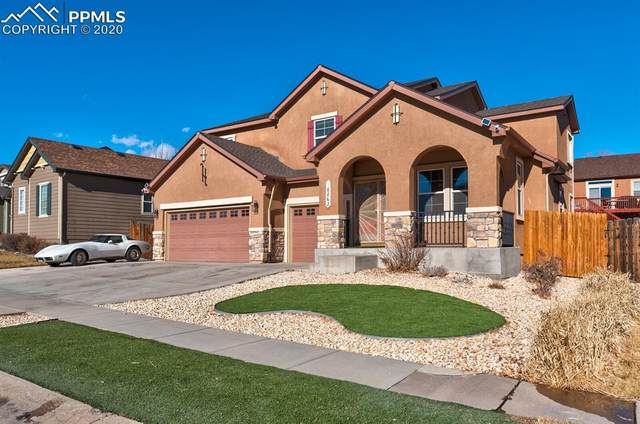 6862 Quiet Pond Place, Colorado Springs, CO 80923 (#7134604) :: The Dixon Group