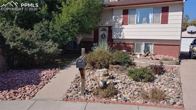 3814 Half Turn Road, Colorado Springs, CO 80917 (#7136361) :: The Scott Futa Home Team
