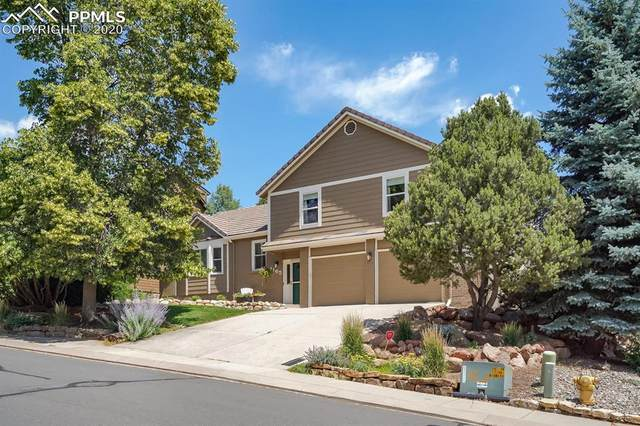 1165 N War Eagle Drive, Colorado Springs, CO 80919 (#7136671) :: CC Signature Group