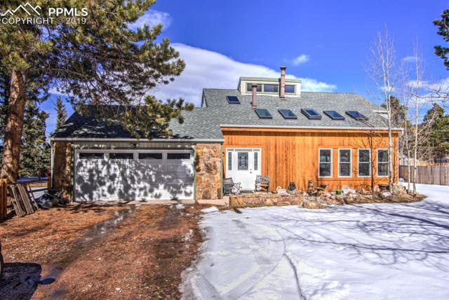 120 Montana Vista, Woodland Park, CO 80863 (#7136911) :: Tommy Daly Home Team