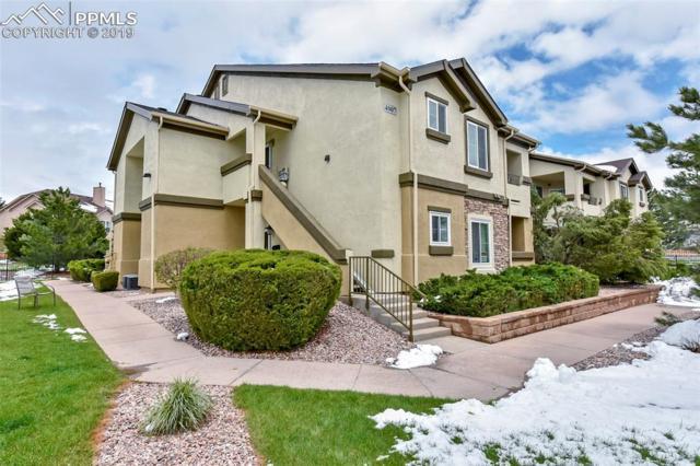 4007 Riviera Grove #101, Colorado Springs, CO 80922 (#7137944) :: The Treasure Davis Team