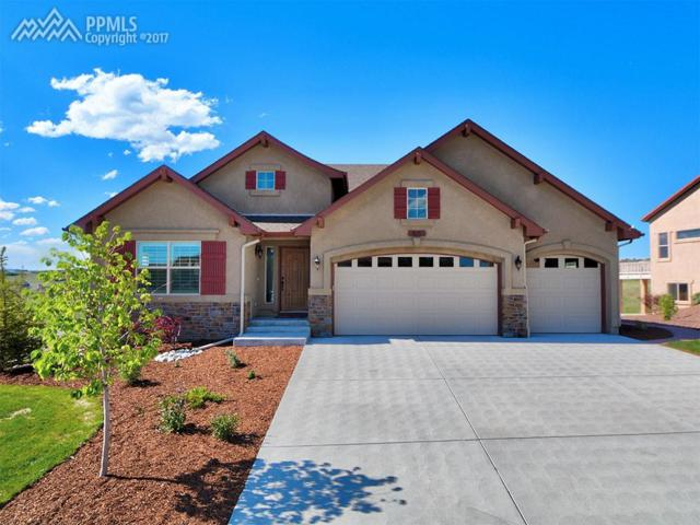 1608 Yellow Tail Drive, Colorado Springs, CO 80921 (#7138212) :: Jason Daniels & Associates at RE/MAX Millennium
