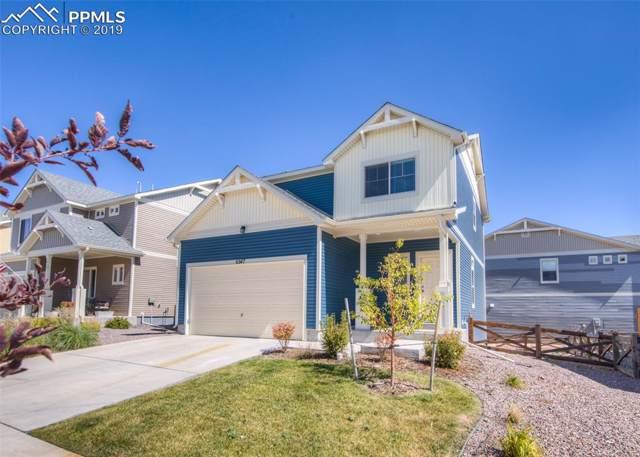 6547 Cottonwood Tree Lane, Colorado Springs, CO 80927 (#7139006) :: The Dixon Group