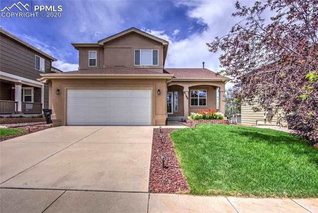 5386 Standard Drive, Colorado Springs, CO 80922 (#7139198) :: Tommy Daly Home Team