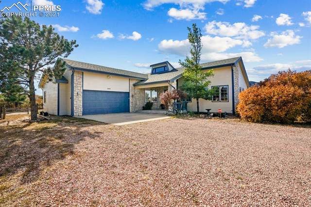 2895 Roberts Drive, Monument, CO 80132 (#7139268) :: You 1st Realty